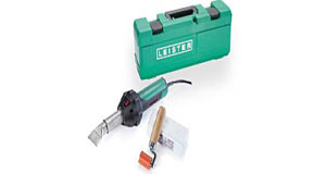 triac BT set trapaulins - Leister